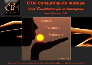 CTM Consulting de marque